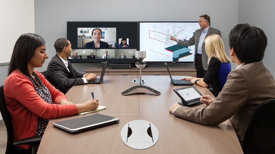 virtual and face-to-face negotiation meetings combined