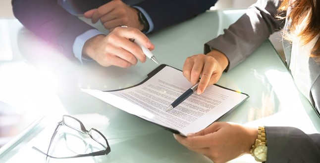 Contract knowledge and skills
